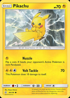 Pikachu (CEC 66)