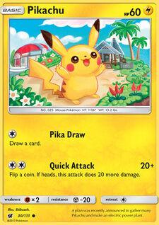 Pikachu (CIN 30)