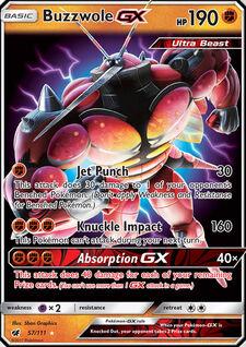 Buzzwole-GX (CIN 57)