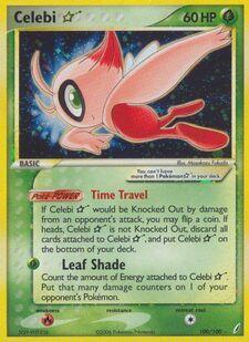 Celebi Star (CG 100)