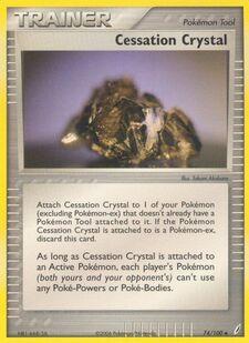 Cessation Crystal (CG 74)