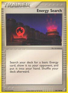 Energy Search (CG 86)