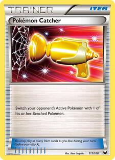 Pokémon Catcher (DEX 111)