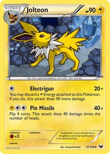 Jolteon (DEX 37)