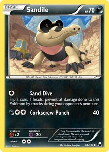 Sandile (DEX 64)