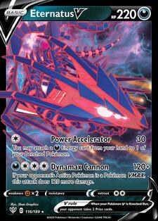 Galarian Obstagoon (DAA 116)