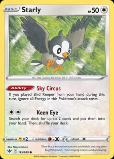 Starly (DAA 145)