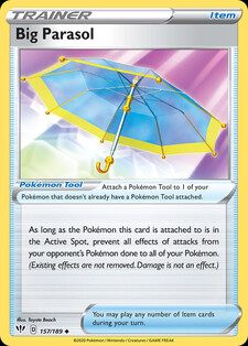 Big Parasol (DAA 157)