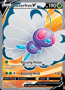 Butterfree V (DAA 177)
