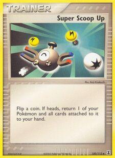 Super Scoop Up (DS 100)