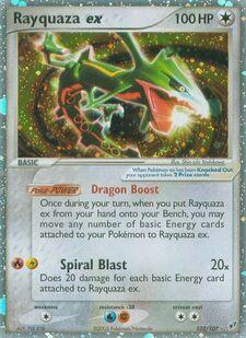 Rayquaza ex (DX 102)