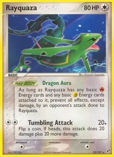 Rayquaza (DX 22)
