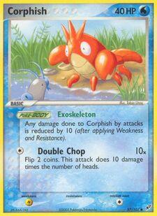 Corphish (DX 57)