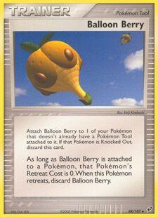 Balloon Berry (DX 84)