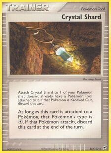 Crystal Shard (DX 85)