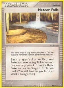 Meteor Falls (DX 89)