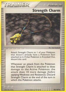 Strength Charm (DX 92)