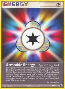 Scramble Energy (DX 95)