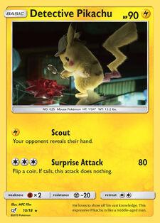 Detective Pikachu (DET 10)