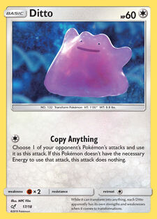 Ditto (DET 17)