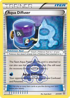 Aqua Diffuser (DCR 23)