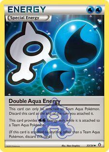 Double Aqua Energy (DCR 33)