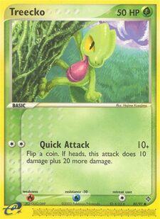 Treecko (DR 80)