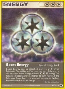 Boost Energy (DF 87)