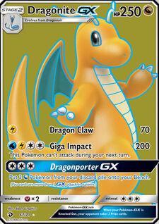 Dragonite-GX (DRM 67)