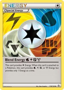 Blend Energy WLFM (DRX 118)