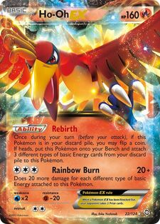 Ho-Oh-EX (DRX 22)