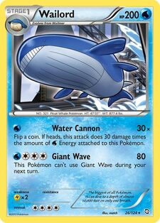 Wailord (DRX 26)