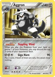 Aggron (DRX 80)