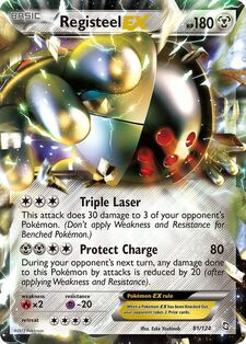 Registeel-EX (DRX 81)
