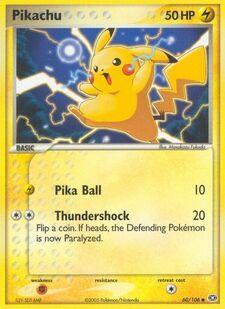 Pikachu (EM 60)