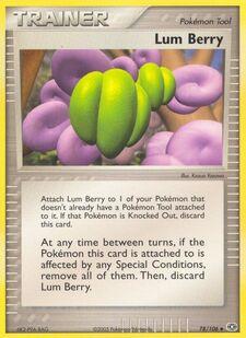 Lum Berry (EM 78)