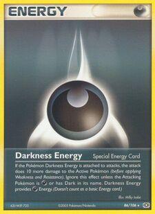 Darkness Energy (EM 86)