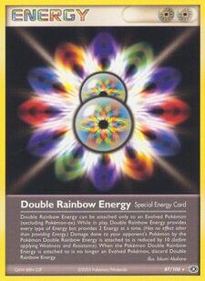 Double Rainbow Energy (EM 87)