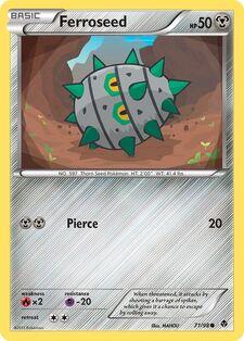 Ferroseed (EPO 71)