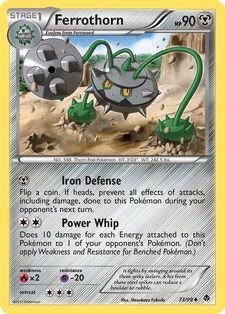 Ferrothorn (EPO 73)