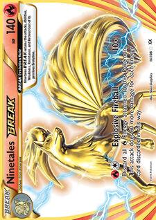 Ninetales BREAK (EVO 16)