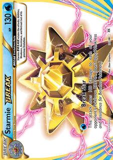 Starmie BREAK (EVO 32)