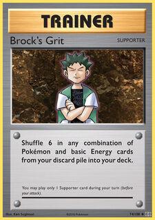 Brock's Grit (EVO 74)