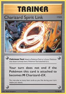 Charizard Spirit Link (EVO 75)