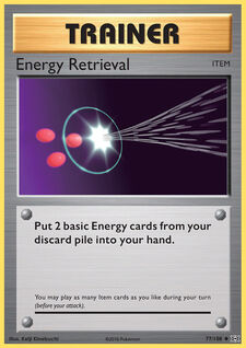 Energy Retrieval (EVO 77)