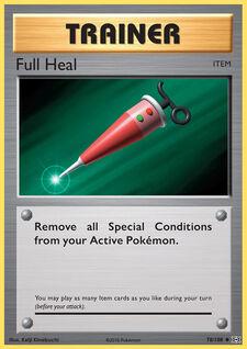 Full Heal (EVO 78)