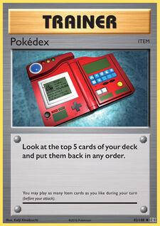 Pokédex (EVO 82)