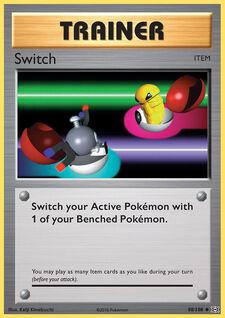Switch (EVO 88)