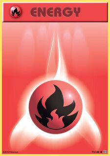Fire Energy (EVO 92)