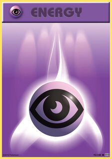 Psychic Energy (EVO 95)
